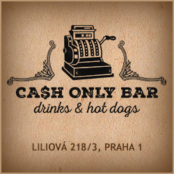 Cash Only Bar